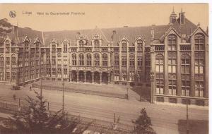 Hotel Du Gouvernement Provincial, Liege, Belgium, 1900-1910s