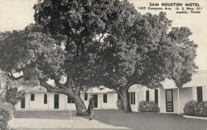 AUSTIN , Texas, 1951 ; Sam Houston Motel