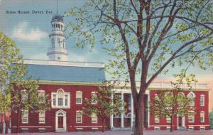 DOVER , Delaware , PU-1939 ; State House