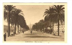 Paseo de Colon, Barcelona, Spain, 00-10