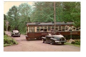 Buckingham Valley Trolley, 1941 Buick, 1949 Parkard Lower Mountain, Pennsylvania