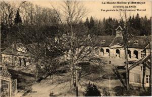 CPA LUXEUIL-les-BAINS - Vue générale de l'Établ. Thermal (380191)