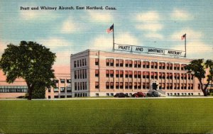 Connecticut East Hartford Pratt and Whitney Aircraft