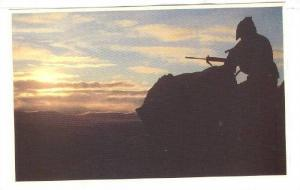 Falkland Islands; 1982 ; Sunset