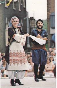 Festival mondial de folklore de DRUMMONDVILLE , Quebec , Canada , 50-60s #3