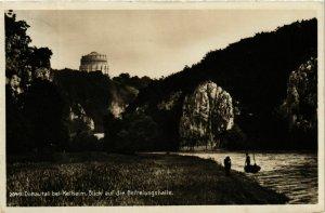 CPA AK Kelheim Blick auf die Befreiungshalle GERMANY (876087)