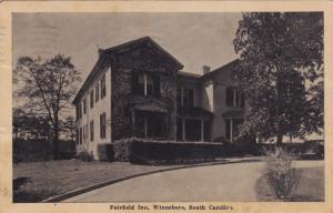 Fairfield Inn , WINNSBORO , South Carolina , 1956