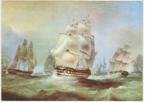 INDIAMEN IN THE CHINA SEAS