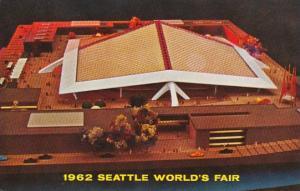 Washington Seattle World's Fair Coliseum 21