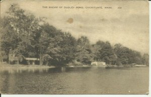 Cochituate, Mass., The Shore Of Dudley Pond