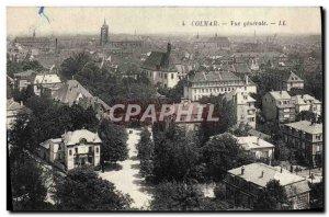 Old Postcard Colmar Vue Generale
