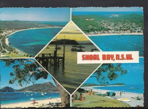 Australia Postcard - Shoal Bay From South Head, New South Wales  RR1041