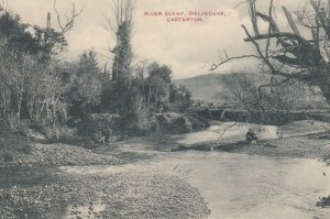 River Scene , Belvedere , CARTERTON , New Zealand , 00-10s