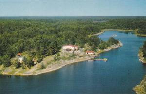 The Bear's Den on the lower French River,  Hwy 69,  French River,   Ontario, ...