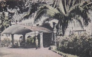 Jamaica Kingston King's House Home Of The Governor 1910