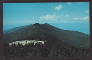 Looking North From Mt Mitchell,Mt Mitchell State Park,NC BIN