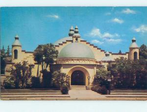 Pre-1980 MUSEUM SCENE San Jose California CA hr1098