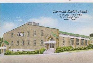 Texas Waco Tabernacle Baptist Church
