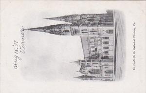 Pennsylvania Pittsburgh St Paul's Roman Catholic Cathedral
