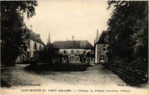 CPA   Saint-Martin du Vieux Belleme-Cháteau. Le Prieuré (Ancienne Abbaye(356381)