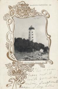 PRESCOTT , Ontario , Canada , 1905 ; Old Windmill # 2