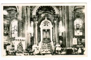 RP, Interior De La Iglesia, Altar De La Virgen De Guadalupe, Mexico, 1930-1950s