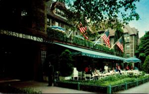 New York Long Island Forest Hills Inn