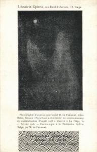Ghost Photograph, Librairie Spirite, Le Courrier Spirits Belge (1910s) V