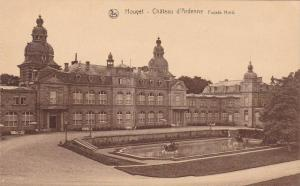 Houyet, Chateau d'Ardenne, FAcade Nord, Namur, Belgium, 00-10s
