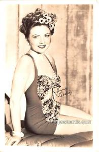 Joan Leslie Movie Star Actor Actress Film Star Postcard, Old Vintage Antique ...