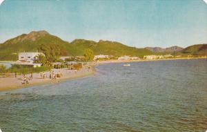 Swimming at the Beach, Guaymas, Sonora, Mexico, 40-60´s