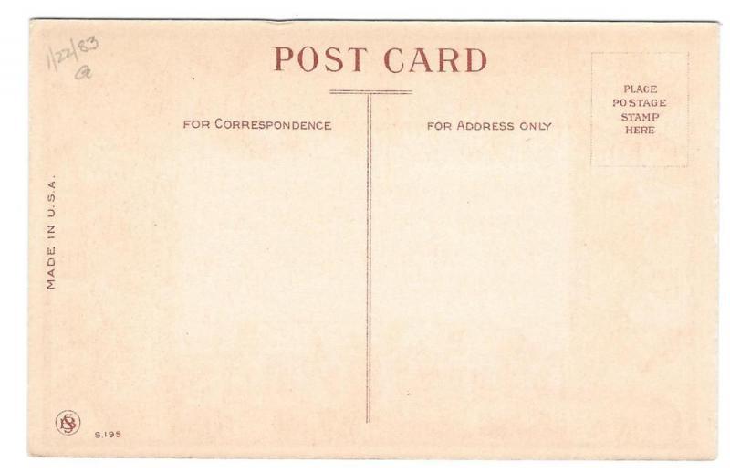 Dutch Dope I am in Luf mit vimmens figares Vintage Postcard