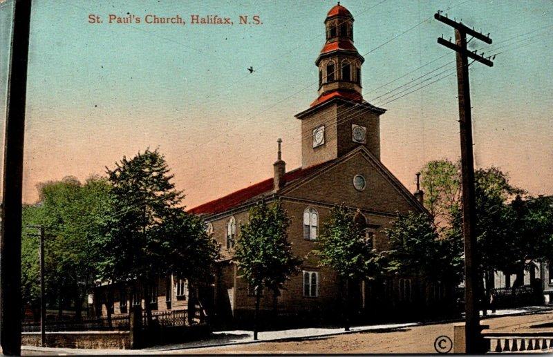 Canada Halifax St Paul's Church