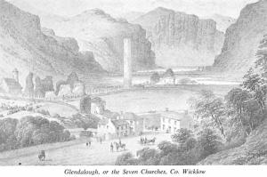 Seven Churchs - Glendalough