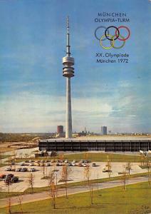 Olympia Turm - Munchen