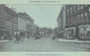 RUTLAND , Vermont , 00-10s ; Main Street