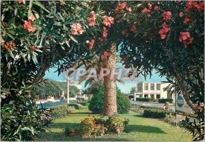Modern Postcard The Promenade Forte dei Marmi
