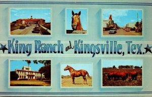 Texas Kingsville The King Ranch Multi Views