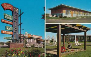 Motel Lemay, Children Sandbox, OTTAWA, Ontario, Canada, 40-60´