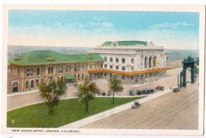 New Union Depot, Denver Colo