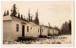 RPPC, Cabins Nouvel Hotel Belle Plage, Matane eun Men Que
