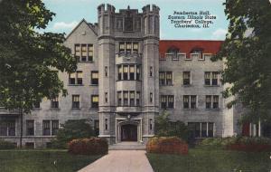 CHARLESTON, IL, PU-1952; Pemberton Hall, Eastern Illinois State Teachers College