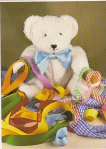 Handmade Teddy Bear by Terry and Doris Michaud