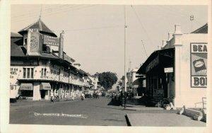 Indonesia - Bandoeng Bandung Grote Postweg RPPC - Nederlands Indië - 04.27