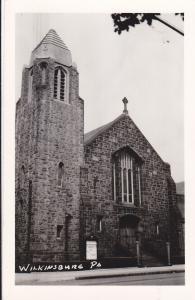 RP, Lutheran Church, WILKINSBURG, Pennsylvania, 1940-50s