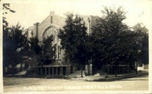 Methodist Church - Twin Falls, Idaho ID