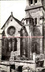 Bourbonnes les Bains - L & # 39Eglise Notre Dame - Debut XIII century - Old P...