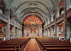 Bad Driburg Kirche des Steyler Missionshauses St Xaver