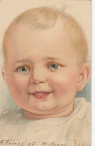 Baby Head Portrait , 1907