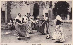 RP: MALLOCA , Spain , 20-40s Bailes Tipicos